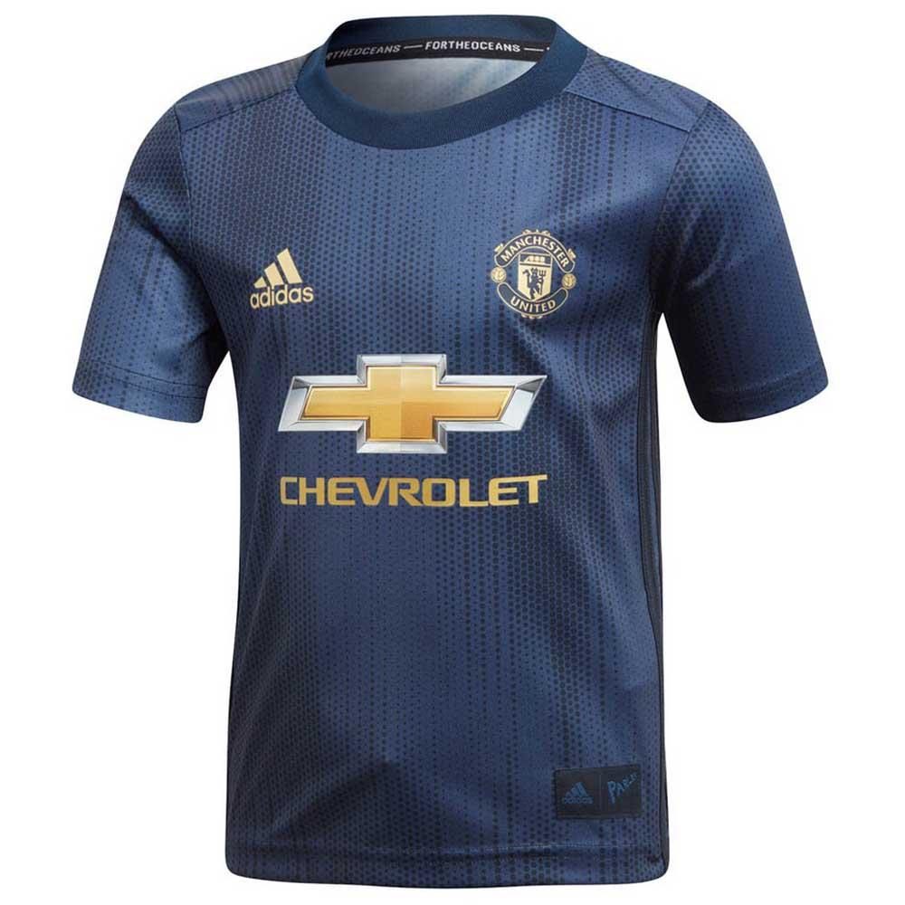Manchester United Fc 3rd Kit 18/19 Junior