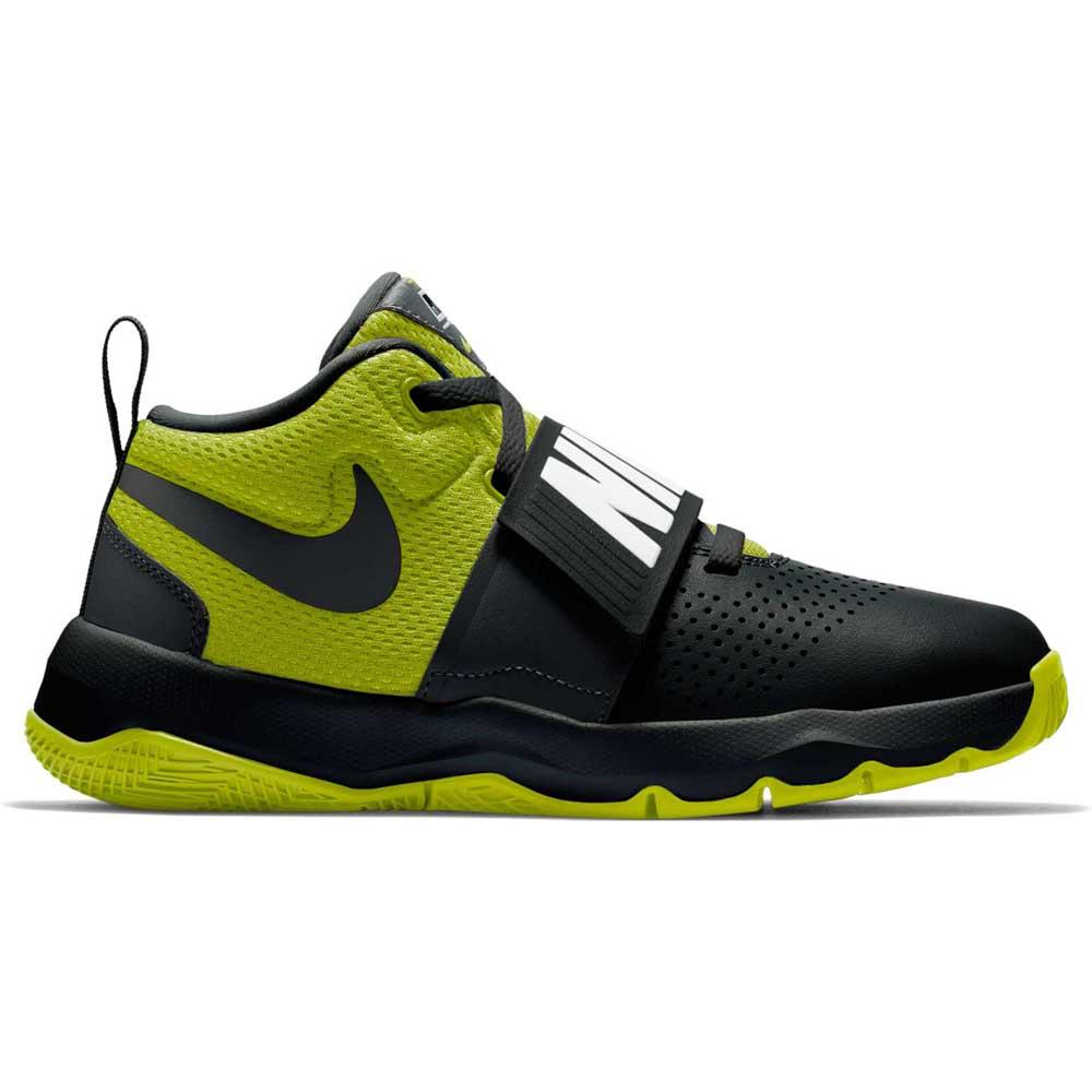 Nike Team Hustle D 8 GS Yellow buy and