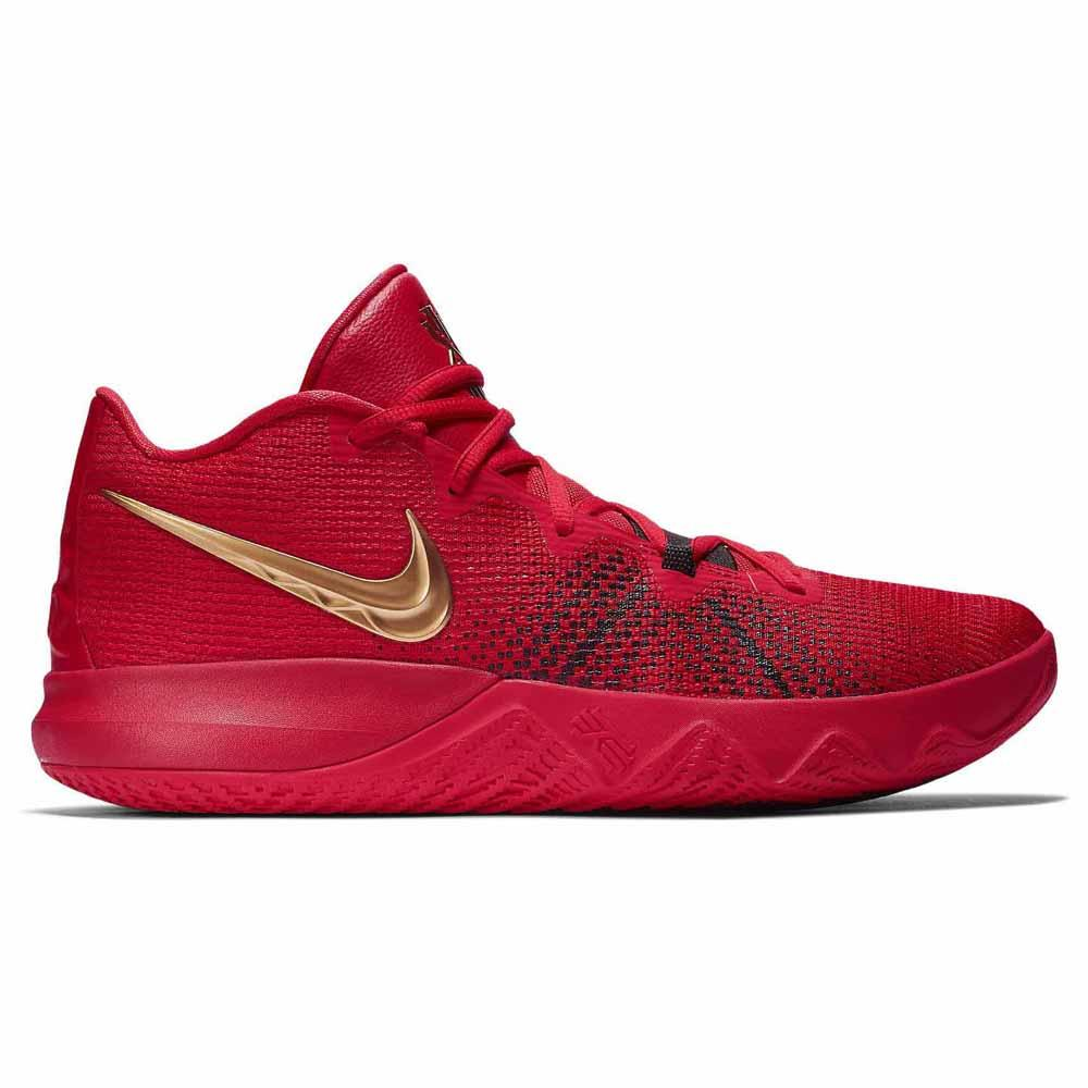 kyrie 4 flytrap red