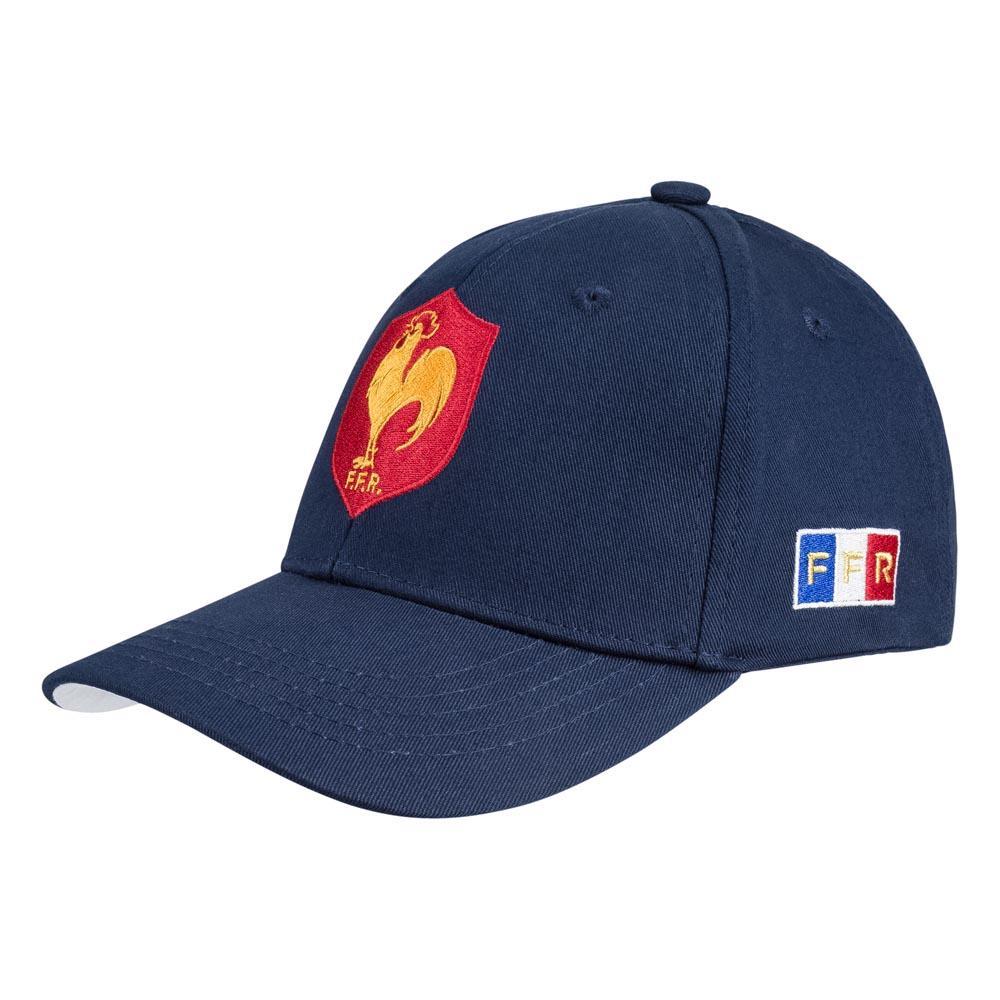 08a768a8f585f Le coq sportif FFR Cap Blue buy and offers on Goalinn