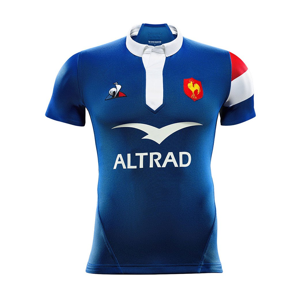 save up to 80% really cheap best authentic Le coq sportif France XV Home 18/19