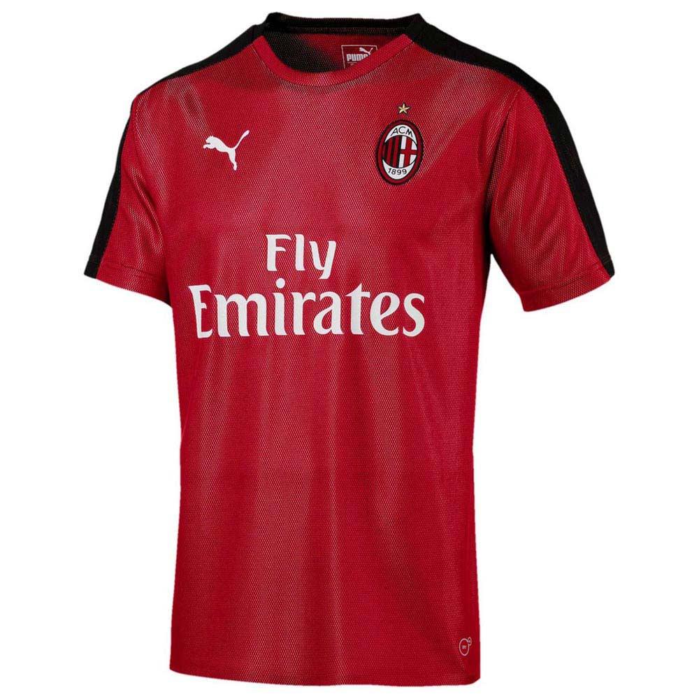 e2f8b8e91 Puma AC Milan Stadium 18/19 Red buy and offers on Goalinn