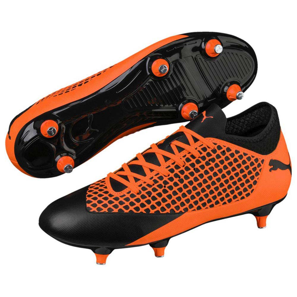 5dc64406d3b Puma Future 2.4 SG Orange buy and offers on Goalinn