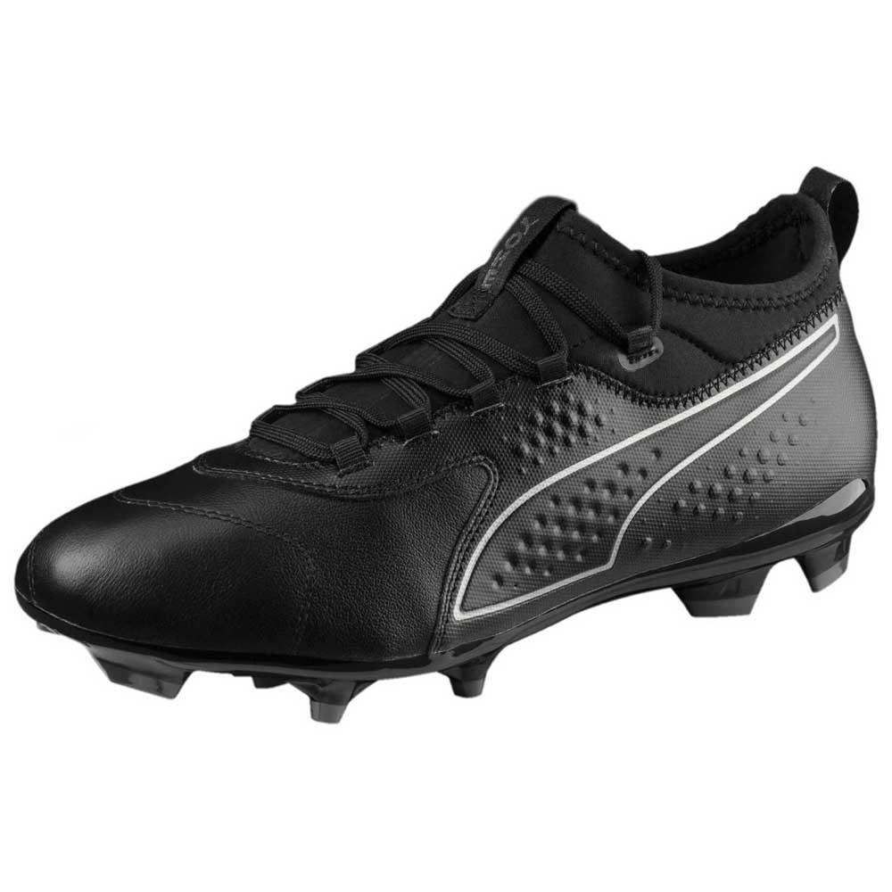 Puma One 3 Leather FG Black buy and