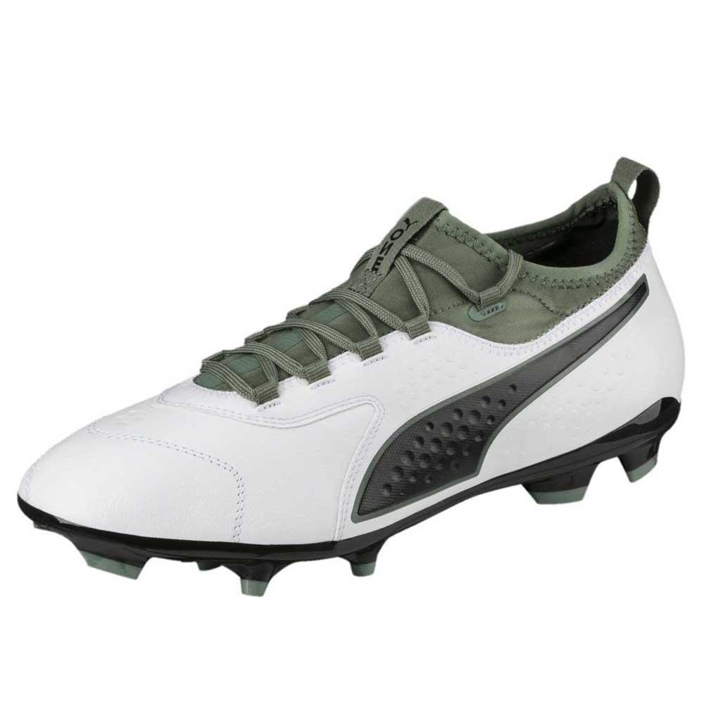 Puma One 3 Leather FG Brown buy and