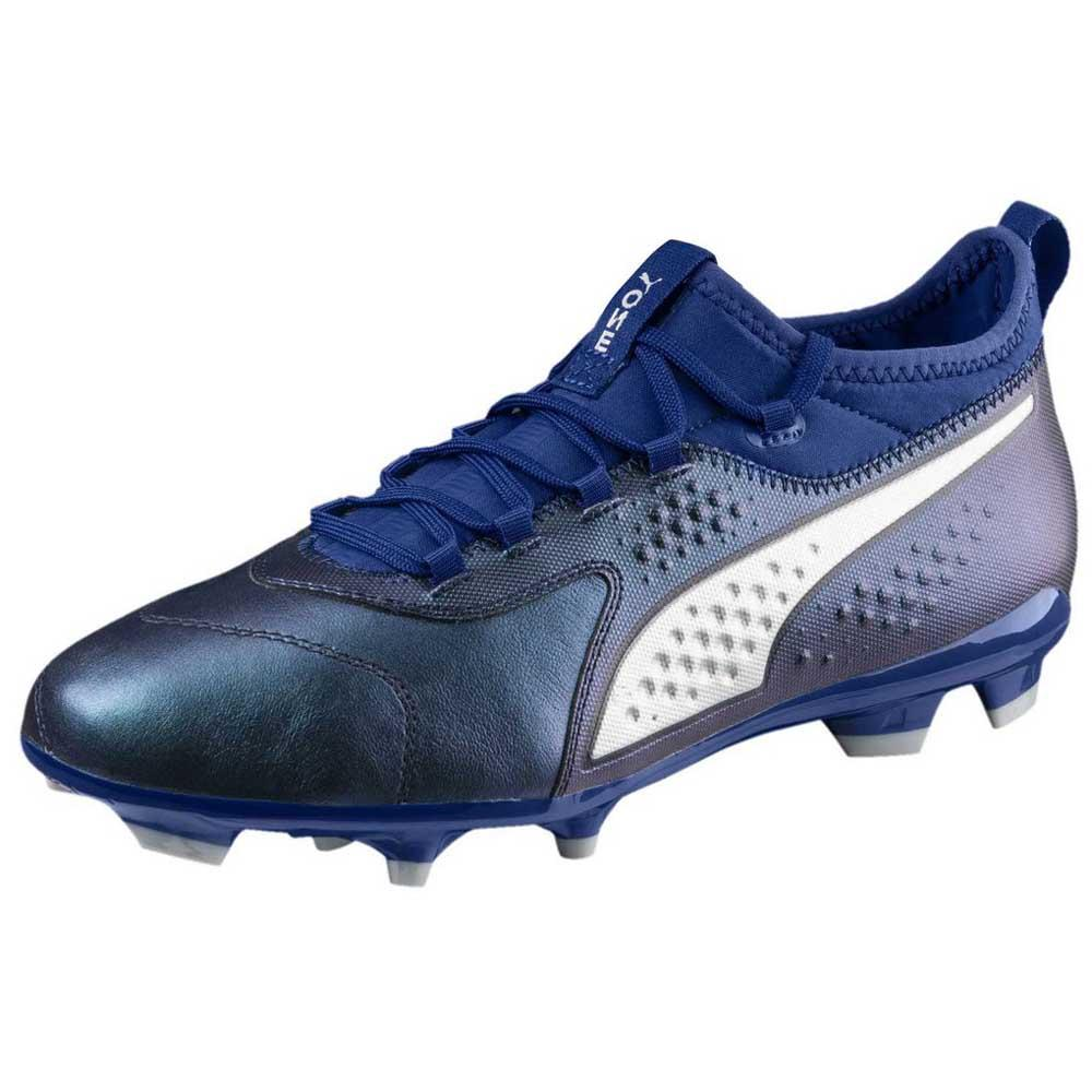 8f85c35785f Puma One 3 Leather FG buy and offers on Goalinn