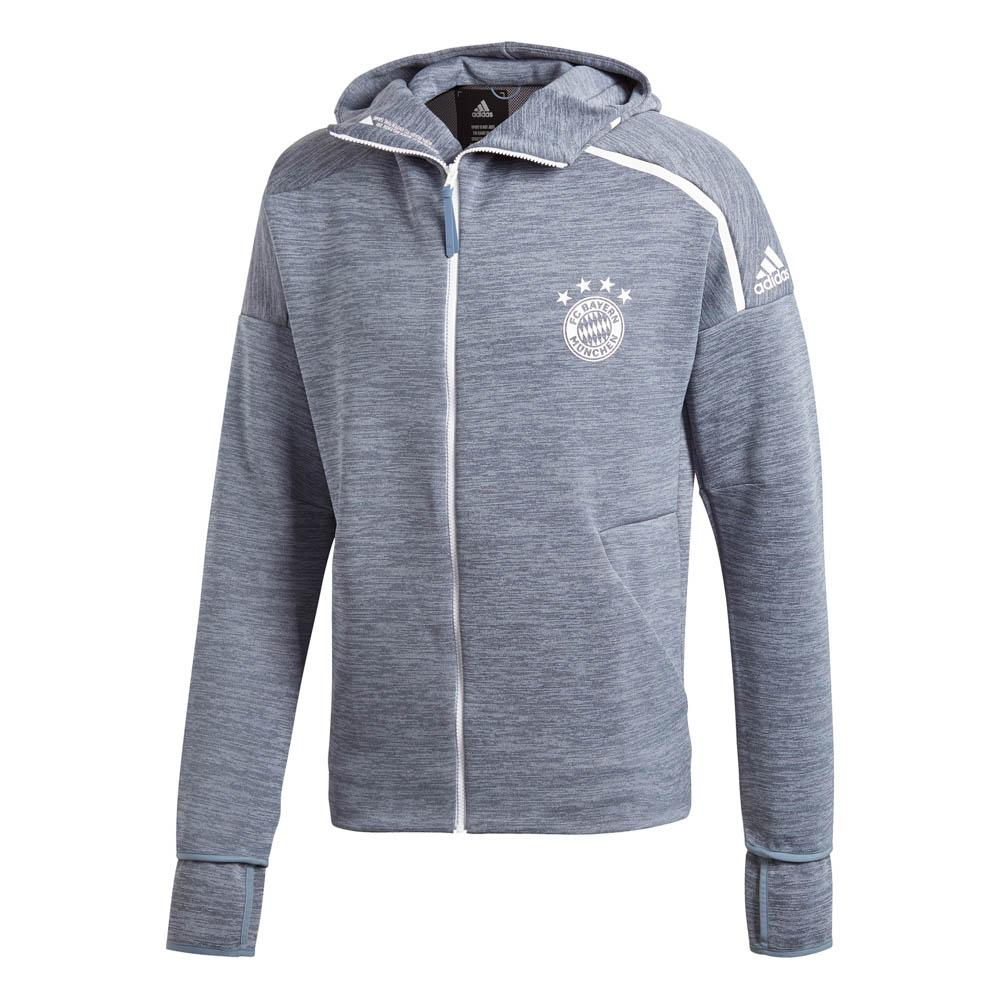 Fc Bayern Munich Zne Hooded Jacket