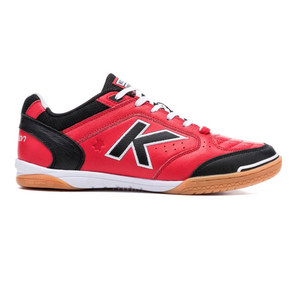 22b275fb91f Kelme Precision Leather Red buy and offers on Goalinn