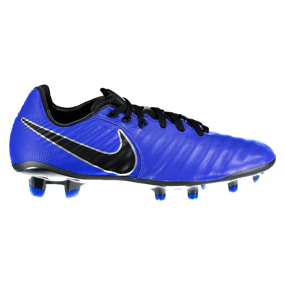 ba85fa0db Nike Tiempo Legend VII Elite FG Blue buy and offers on Goalinn