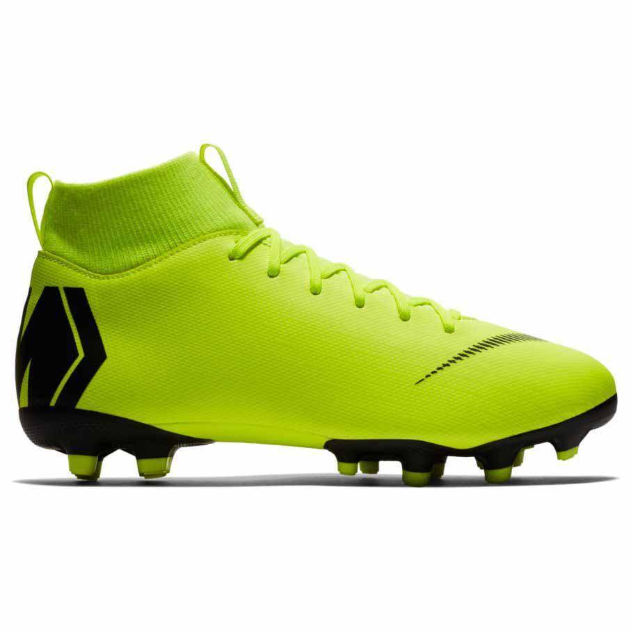 Nike Mercurial Superfly VI Academy GS FG MG Yellow 378207f8d2fa