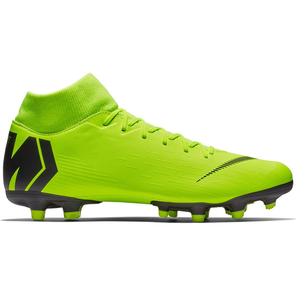 big sale b4677 d913c Nike Mercurial Superfly VI Academy FG MG Green, Goalinn