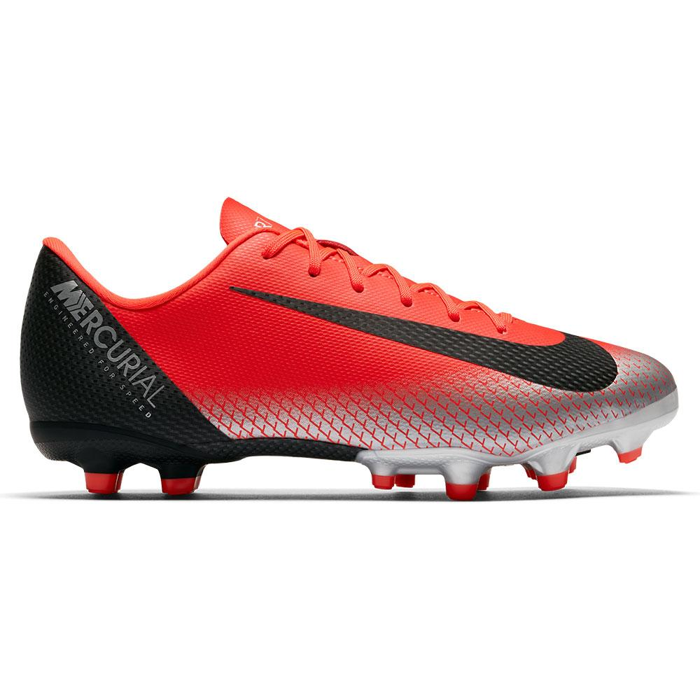 newest 59945 d6f51 Nike Mercurial Vapor XII Academy CR7 GS FG/MG Rosso, Goalinn