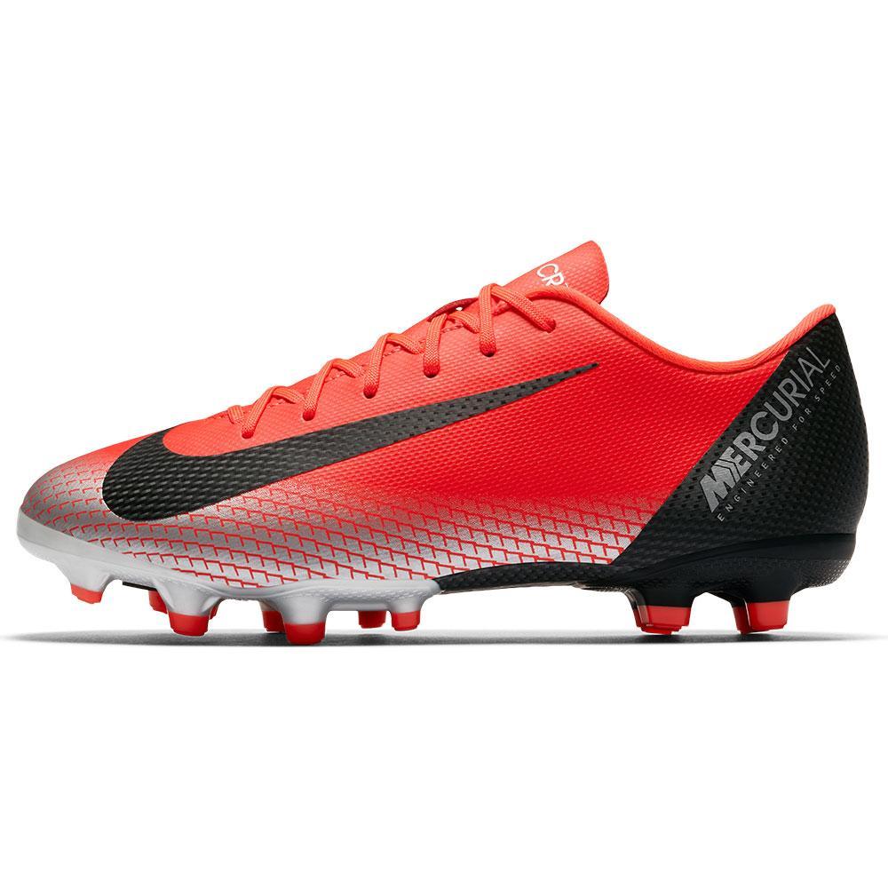 Nike Mercurial Vapor XII Academy CR7 GS FGMG Vermelho