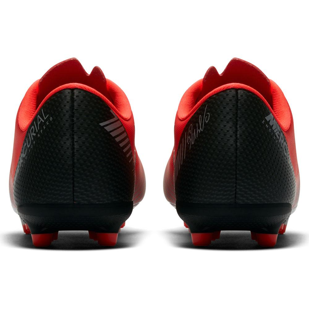 4817ed029 Nike Mercurial Vapor XII Academy CR7 GS FG/MG Red, Goalinn