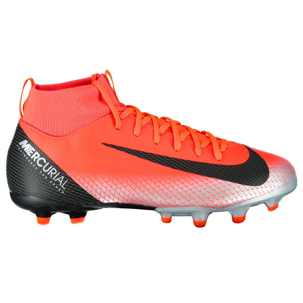 size 40 4f7e4 e95cb Nike Mercurialx Superfly VI Academy CR7 GS FG/MG
