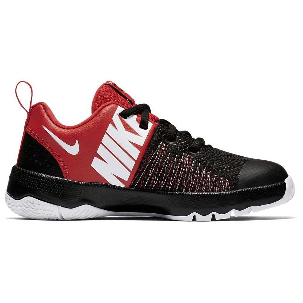 Nike Team Hustle Quick PS Красный