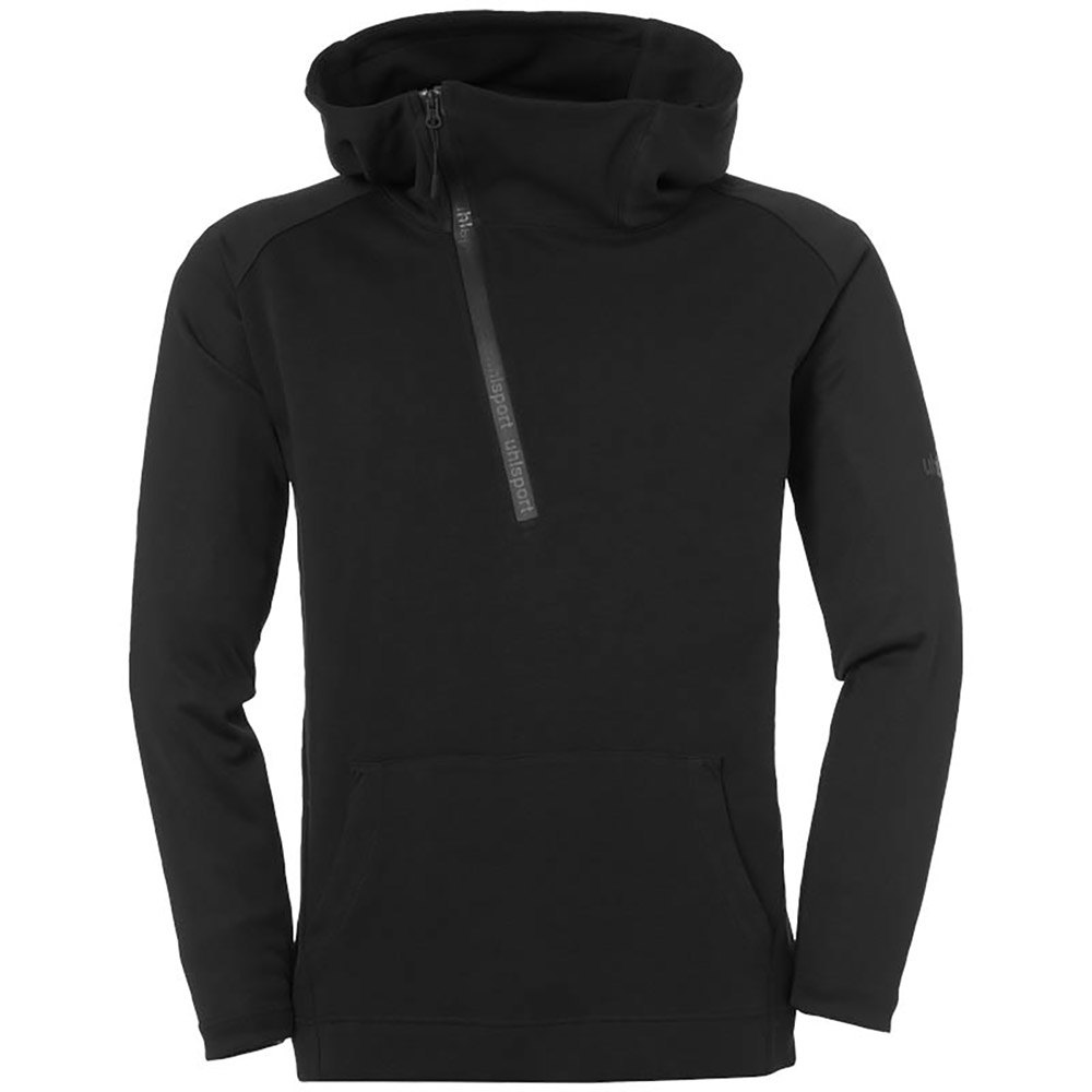e44c40130 Uhlsport Essential Pro Zip Hoody Black buy and offers on Goalinn