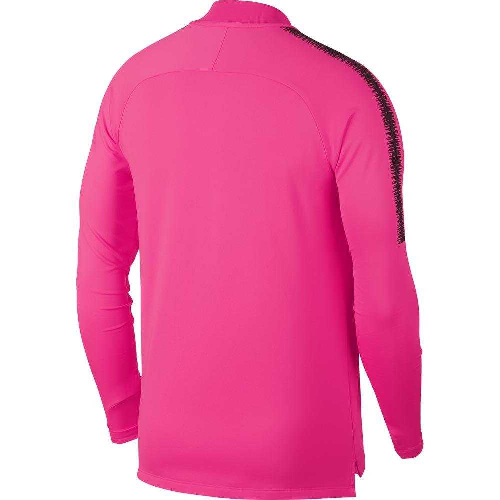 Nike Paris Saint Germain Dry Squad Drill 18/19 Pink, Goalinn