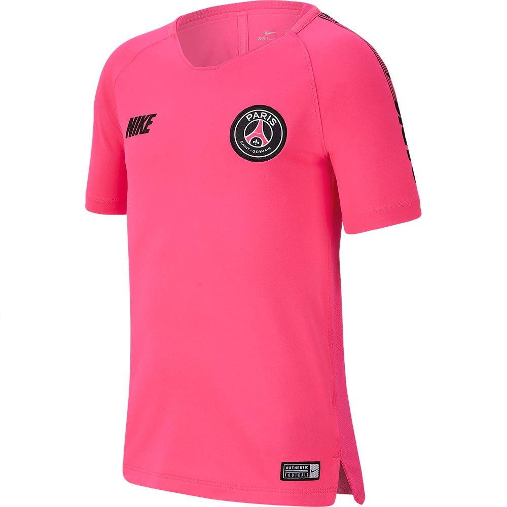 Nike Paris Saint Germain Breathe Squad 18 19 Pink 34a440b83