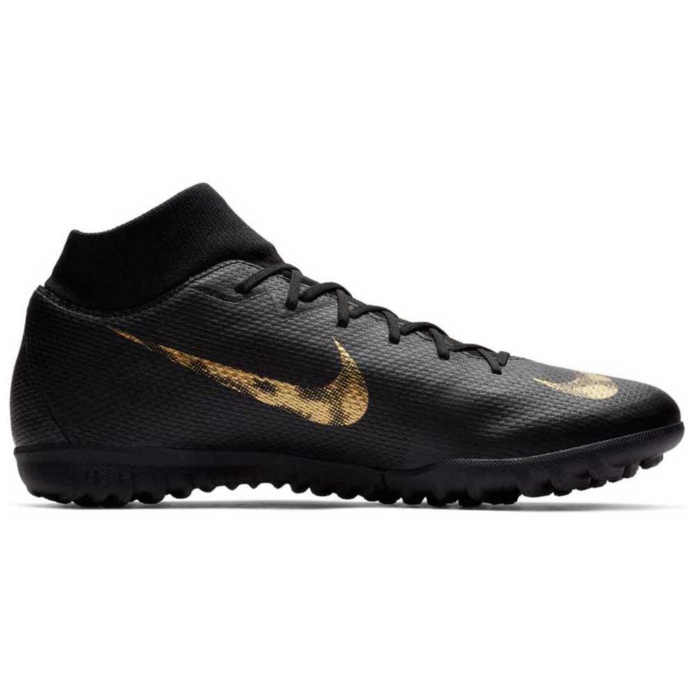 8d3915e2e Nike Mercurial Superfly VI Academy TF Black
