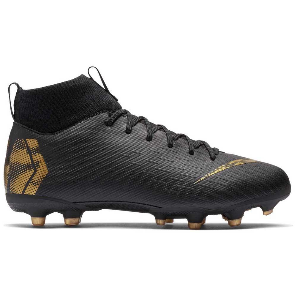 Nike Mercurialx Superfly VI Club TF Black, Goalinn