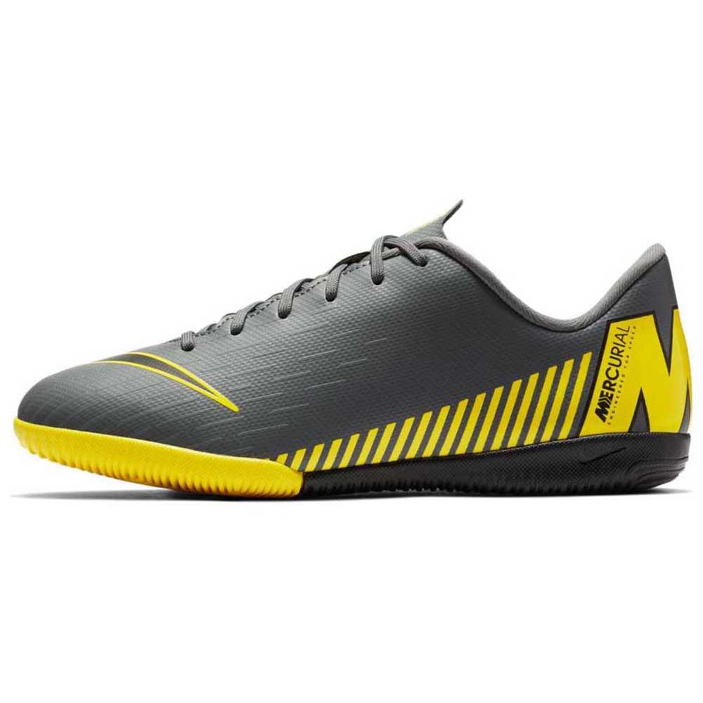 Chuteira de Campo Nike Mercurial Vapor 12 Club GS FG Infantil