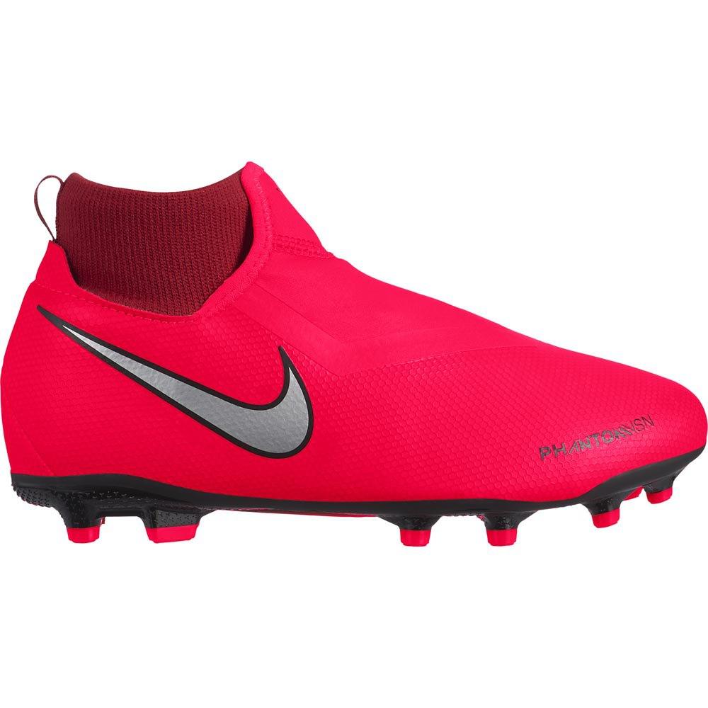 Nike Chaussures Football Phantom Vision Academy DF FG/MG Rose, Goalinn