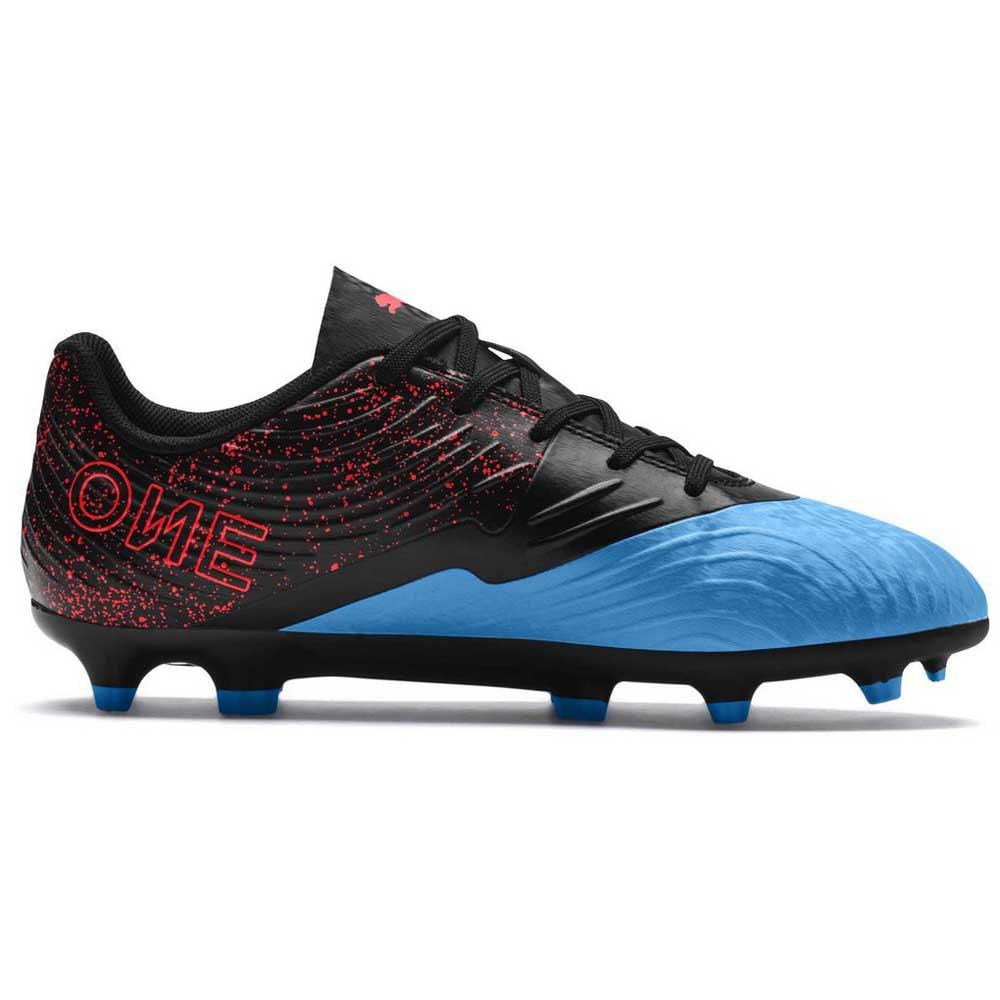 93f68623712 Puma One 19.4 FG AG Blue buy and offers on Goalinn