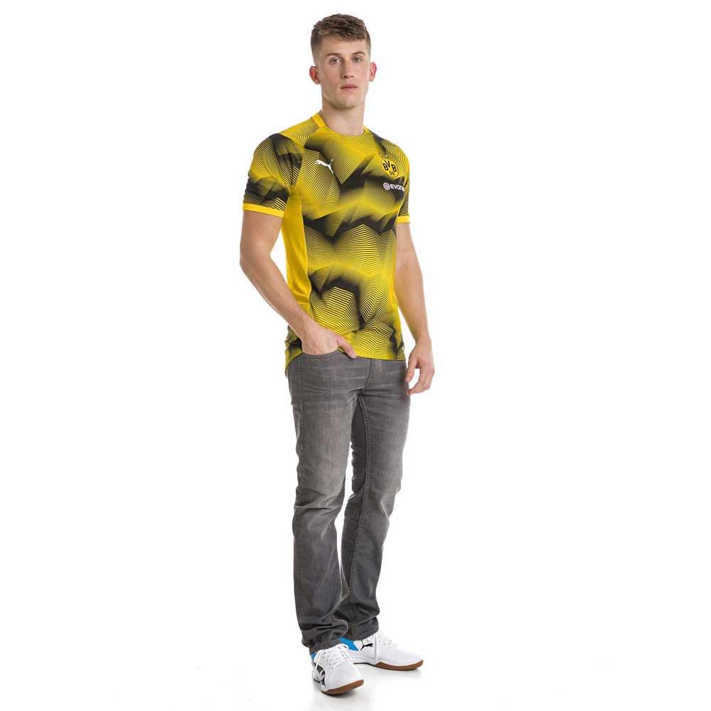 9529090c3 Puma Borussia Dortmund Stadium Graphic 18/19 Yellow, Goalinn