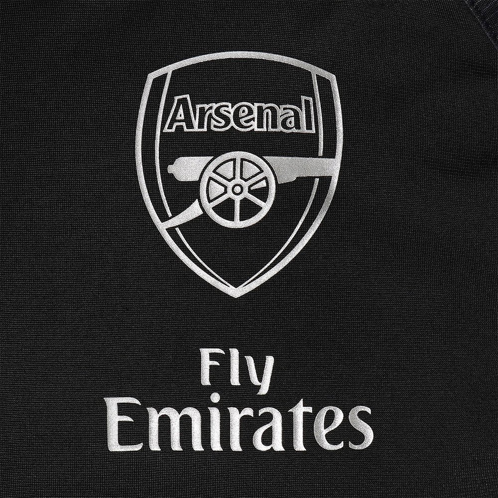 Puma Arsenal Fc Stadium Sponsor Logo 18 19 Black Goalinn