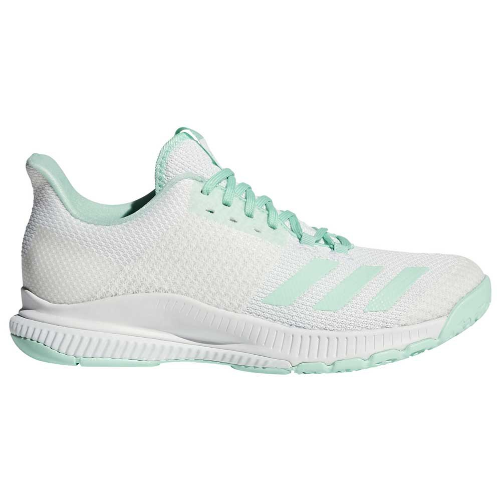 5785b25b6 adidas Crazyflight Bounce 2 White buy and offers on Goalinn