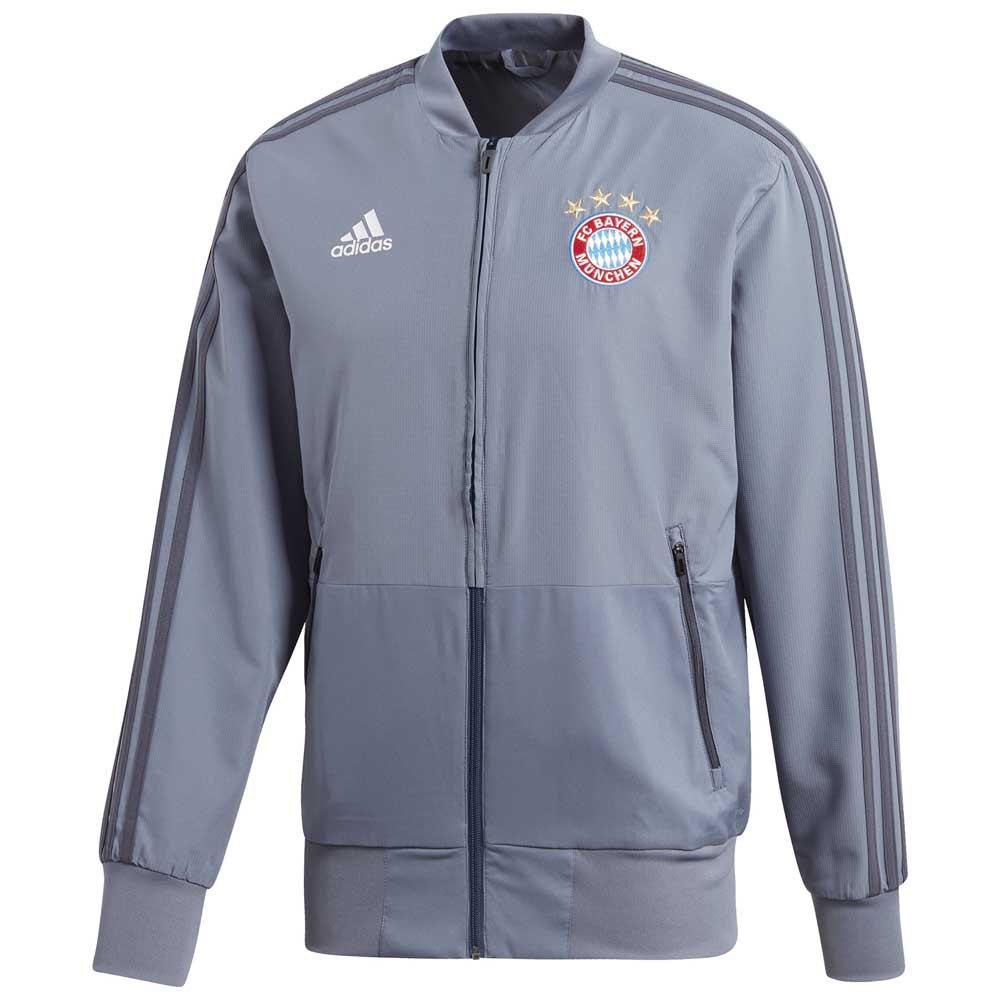 adidas FC Bayern Munich UCL Presentation 1819