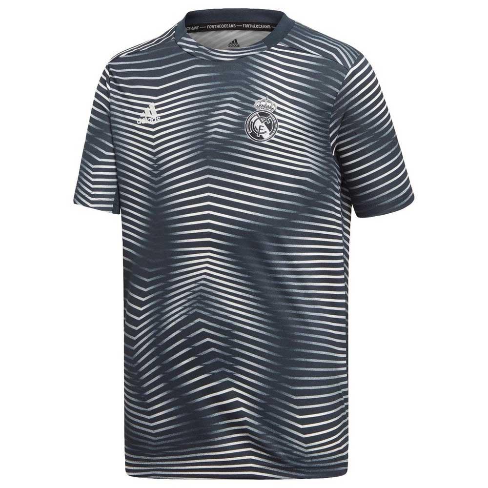 3937f8f1869 adidas Real Madrid Pre Match 18 19 Grey