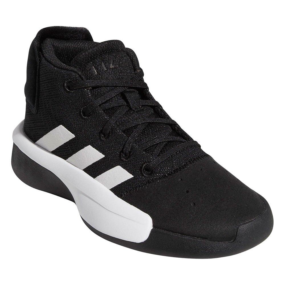 a873b5cf5b5e adidas Pro Adversary Kid Black buy and offers on Goalinn