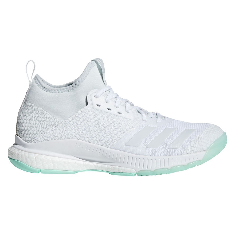 sale retailer 8a8a9 d4f95 adidas Crazyflight X 2 Mid White buy and offers on Goalinn
