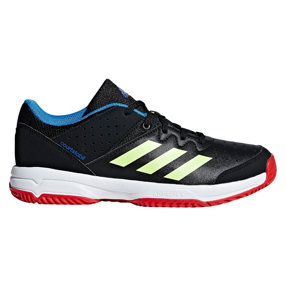 adidas Court Stabil Junior Svart kjøp og tilbud, Goalinn