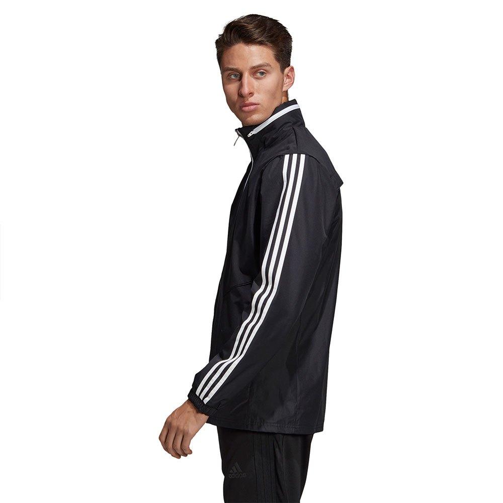 475f3d8f3 adidas Tiro 19 All Weather Jacket Regular Black, Goalinn