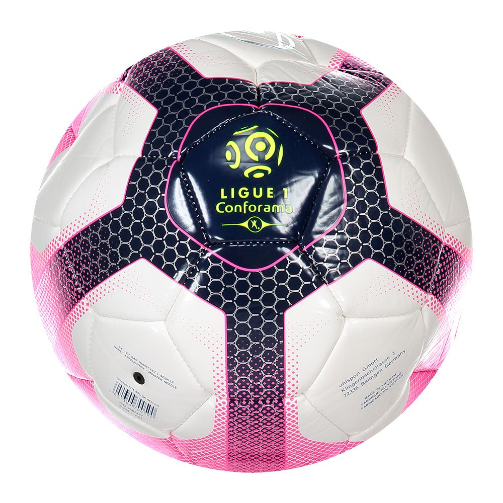 Uhlsport Elysia Ligue 1 Conforama 18 19 Pink Goalinn