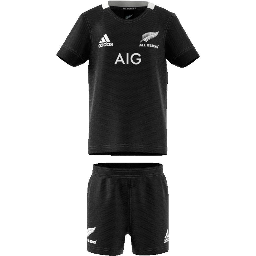ea97aaa289d adidas All Blacks Home Mini Kit 2019 Infant