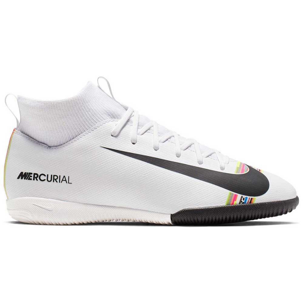 separation shoes dd8fb 4f976 Nike Mercurial Superfly VI Academy CR7 GS IC Bianco, Goalinn