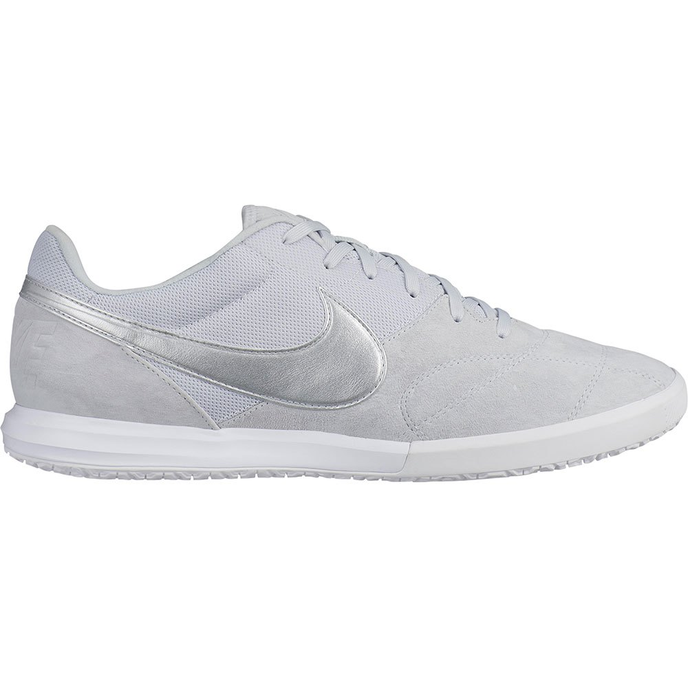 pretty nice 3bf2a 9bc6b Nike The Premier II Sala IN Grey buy and offers on Goalinn