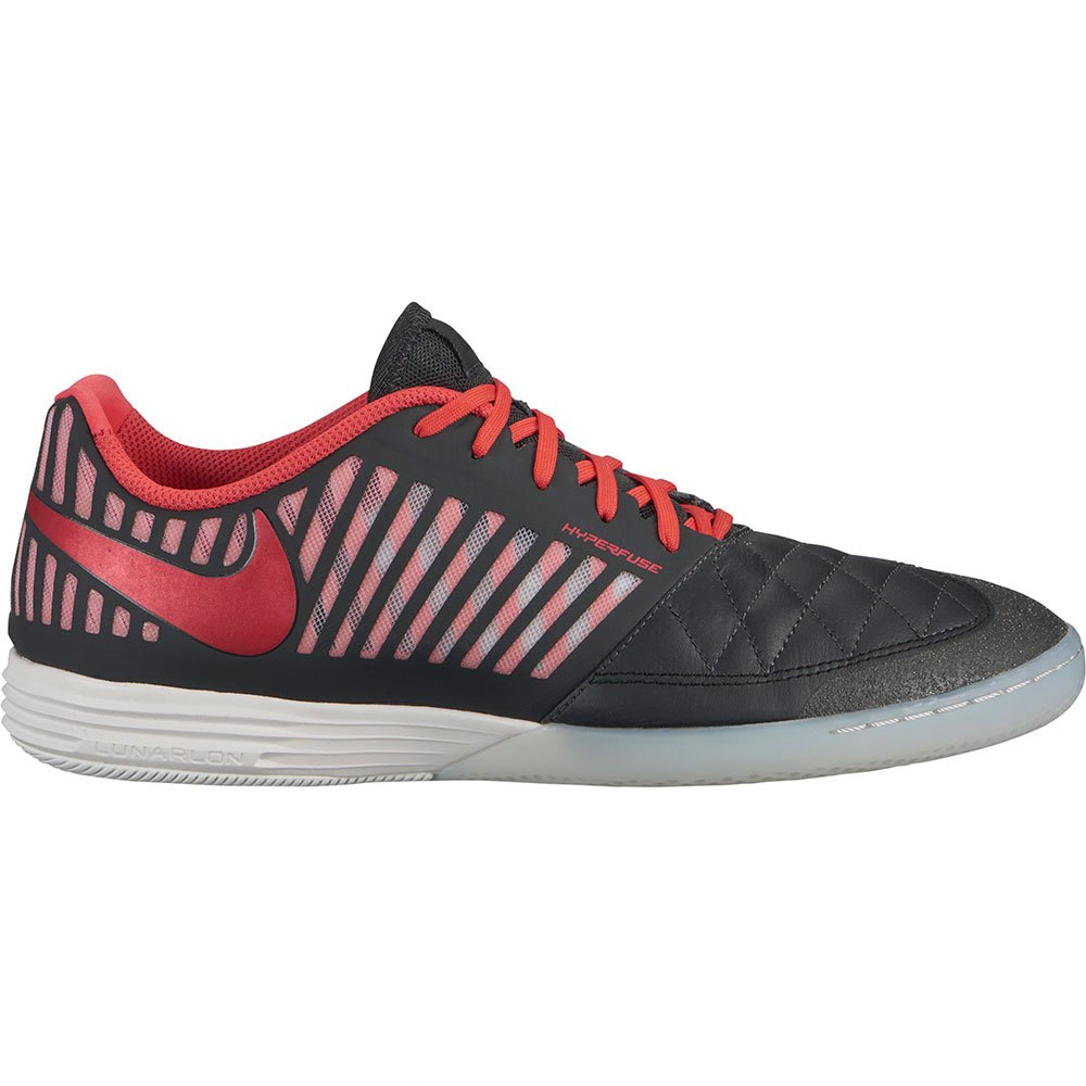 49ad0ca026 Nike Lunargato II IN Black buy and offers on Goalinn
