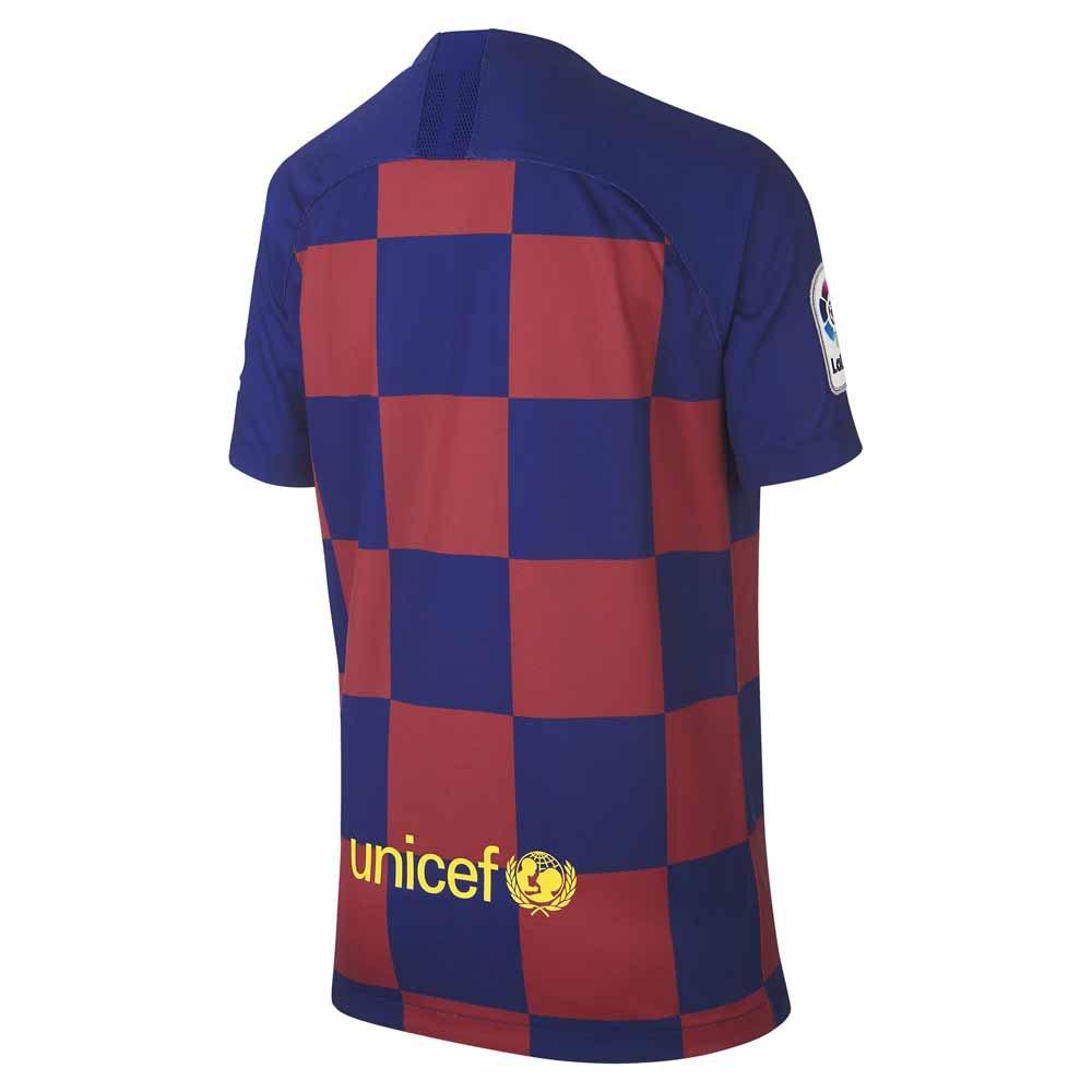 Fc Barcelona Home Breathe Stadium 19/20 Junior
