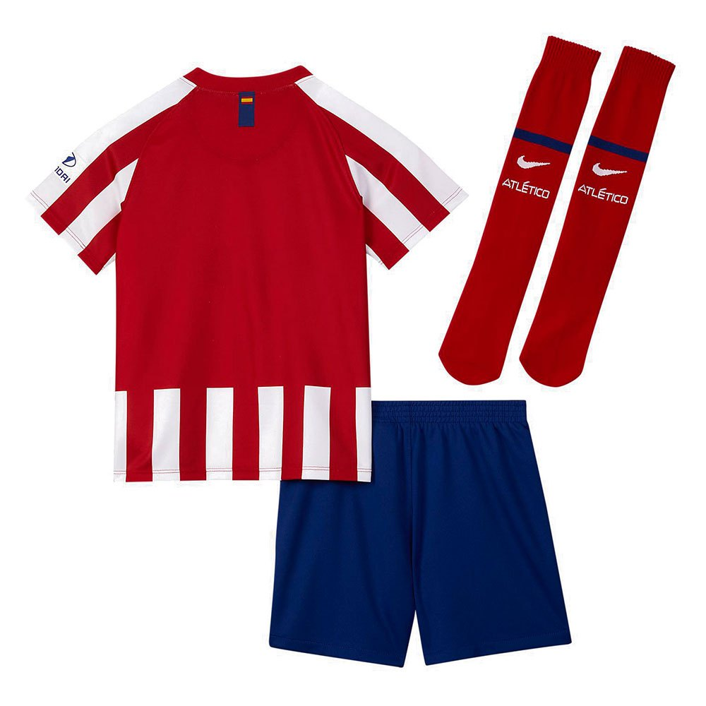 Atletico Madrid Home Breathe Kit 19/20 Junior