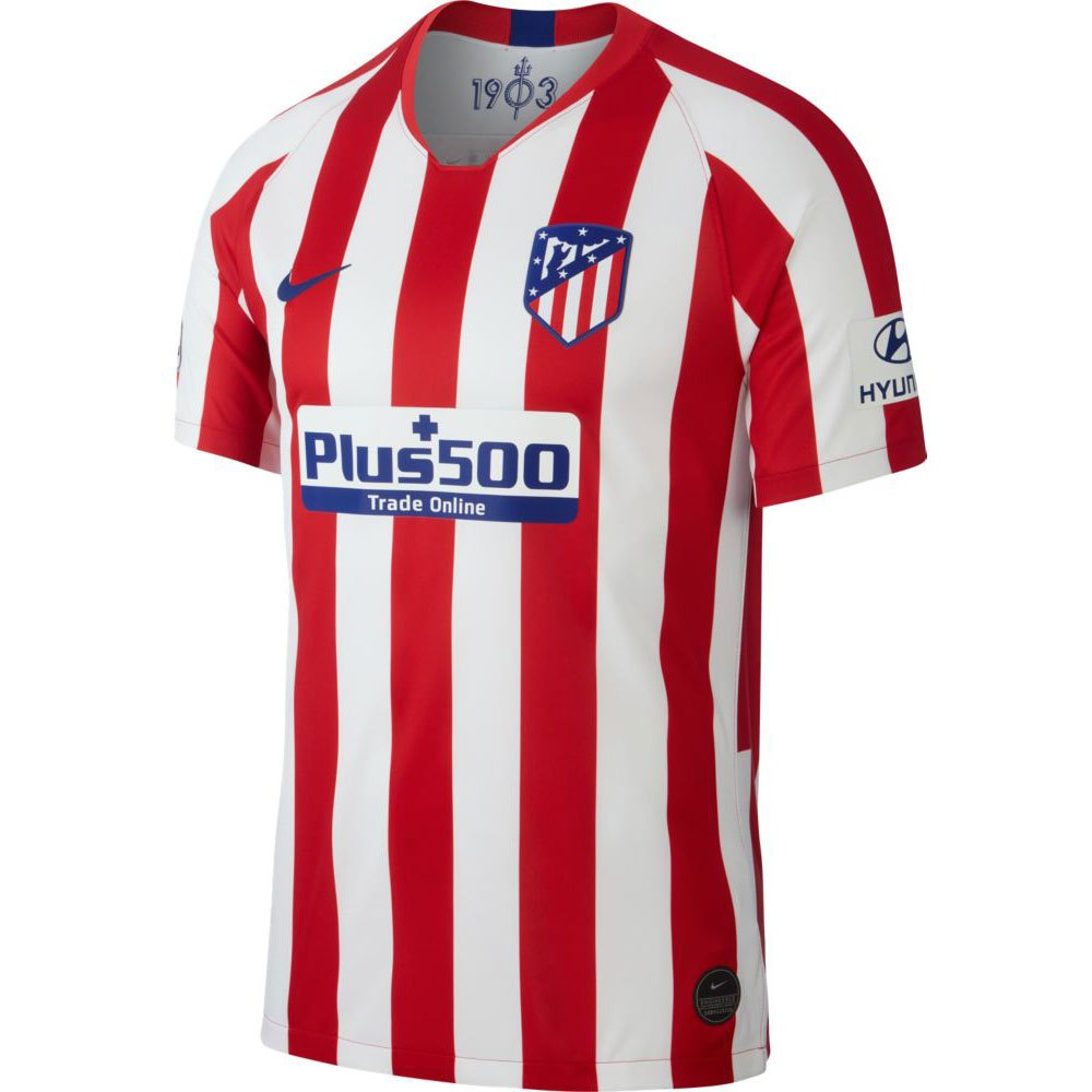 Nike Atletico Madrid Home Breathe Stadium 19 20 Red Goalinn