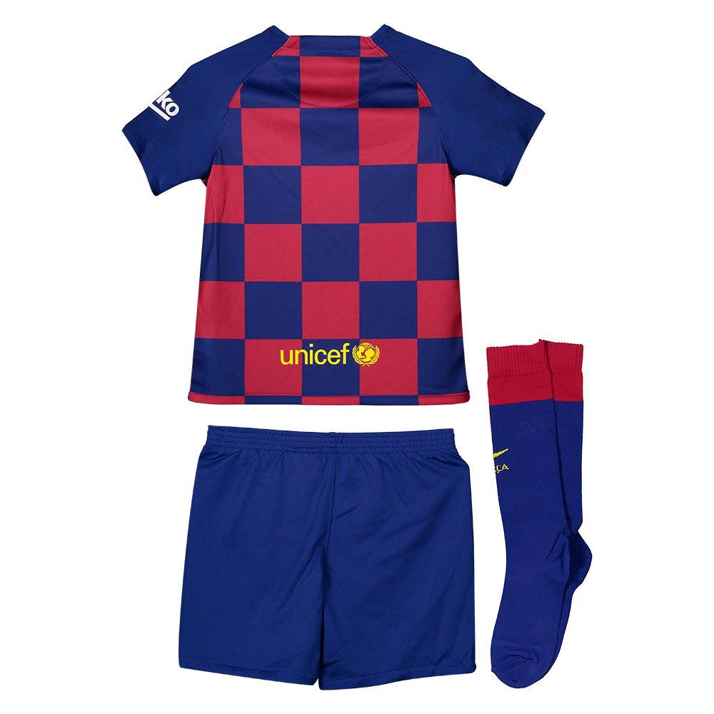 Fc Barcelona Home Breathe Kit 19/20 Infant