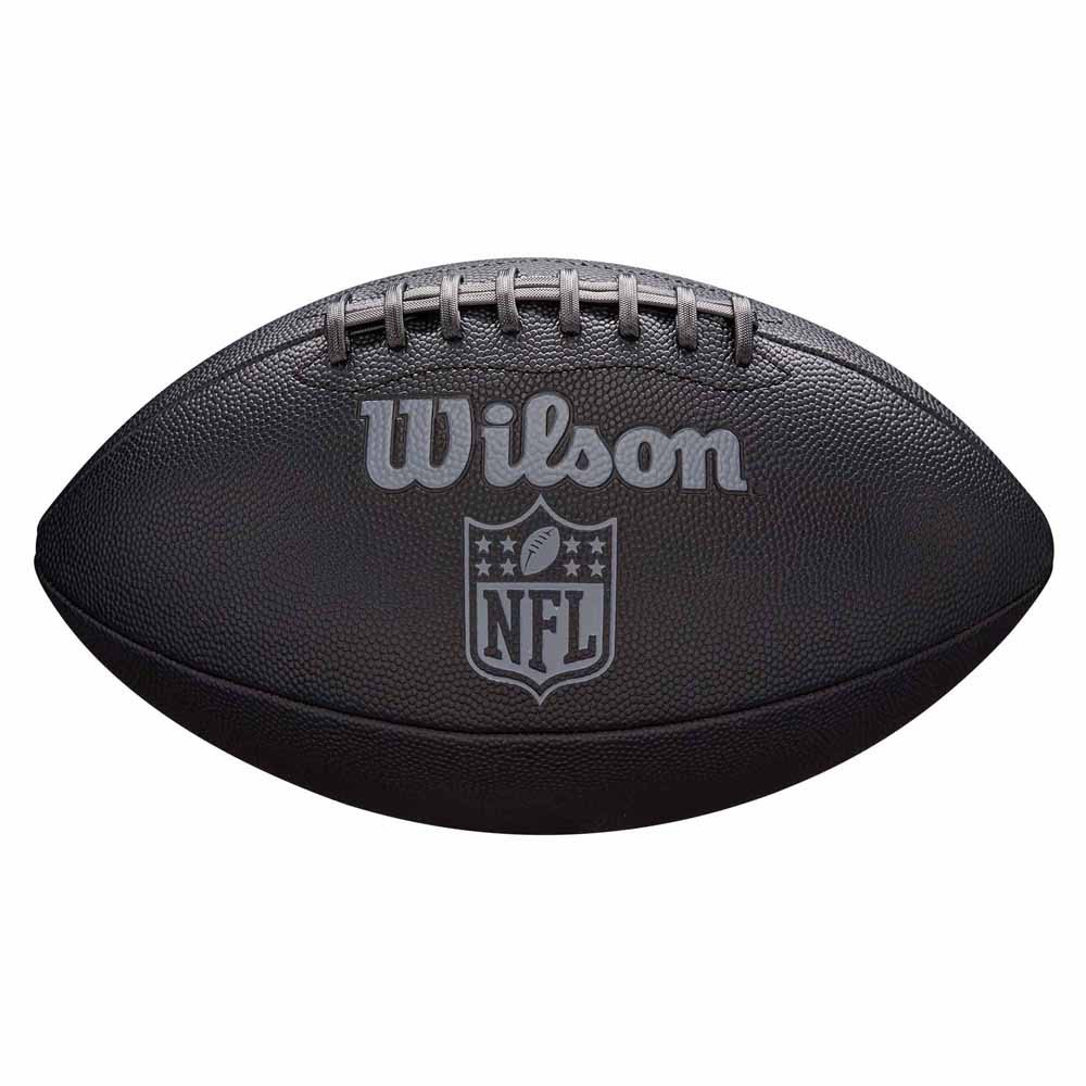 Wilson NFL Jet Black Official