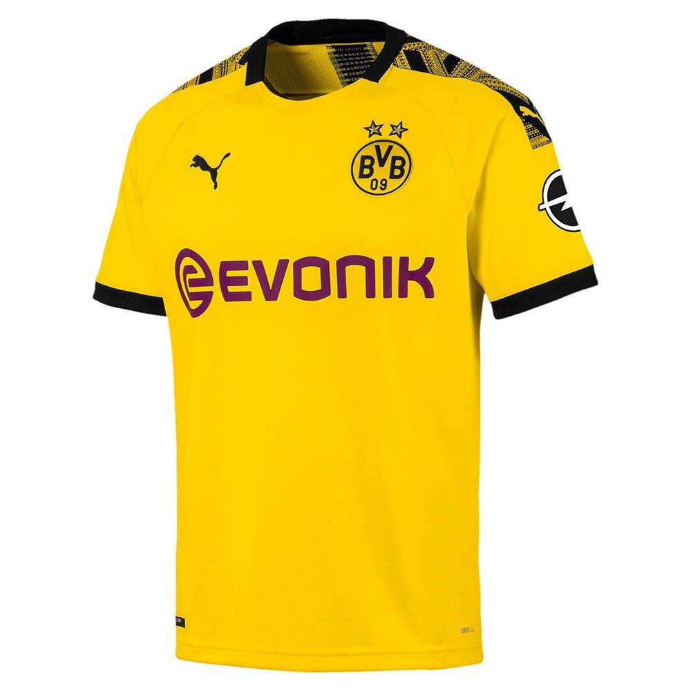 Puma Borussia Dortmund Home 19/20 T-Shirt