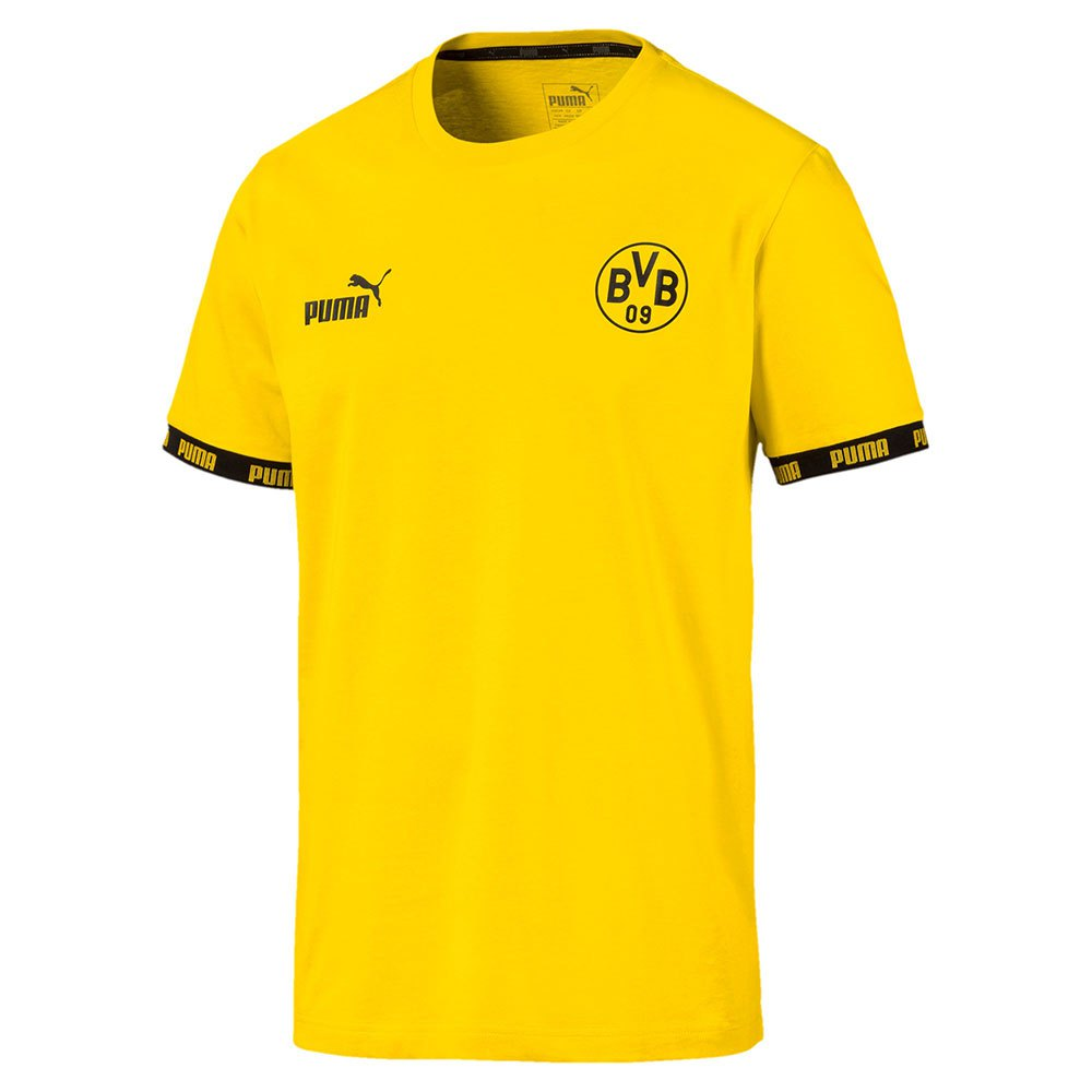 Puma Borussia Dortmund FTBL Culture 1920 Geel, Goalinn Voetbal