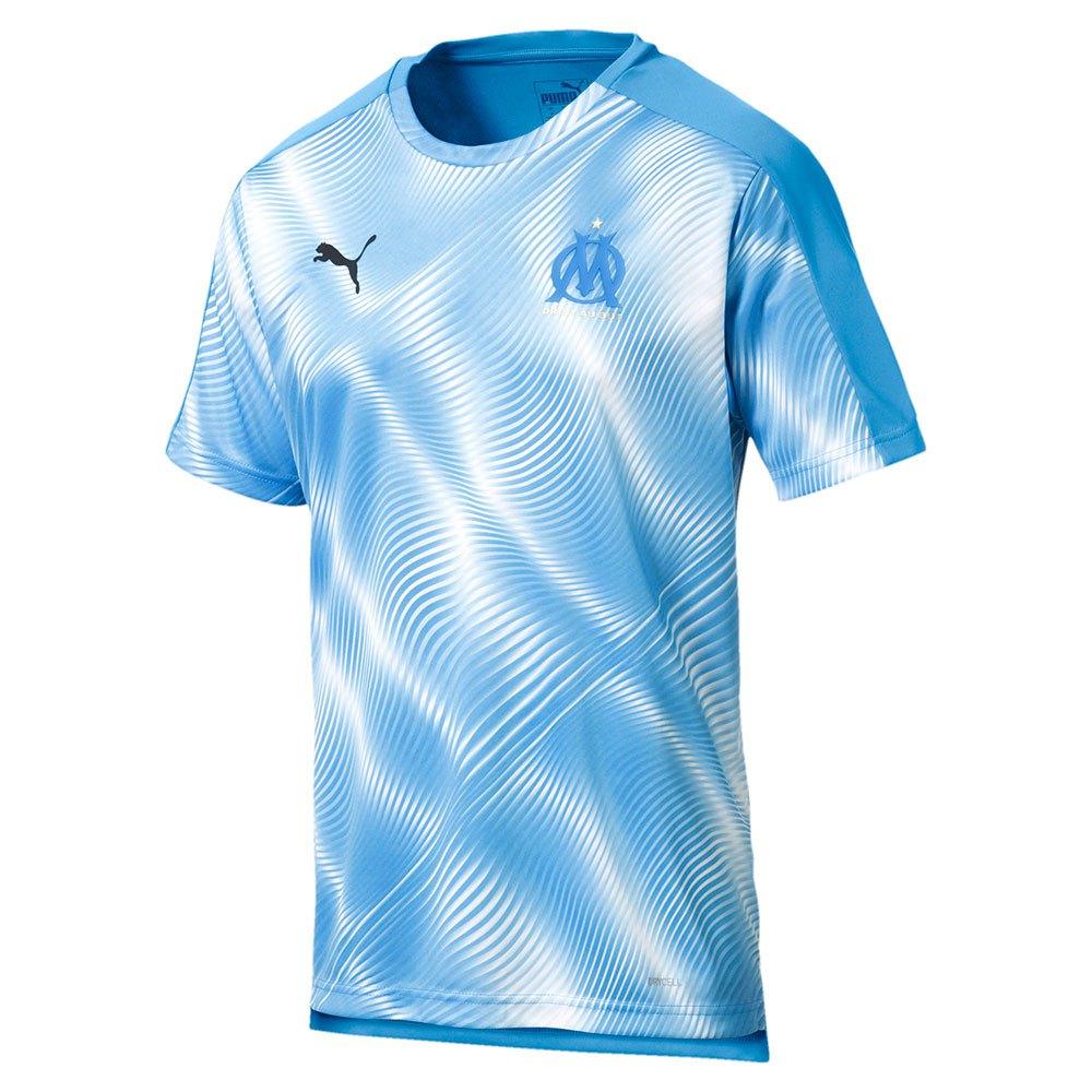 Puma Olympique Marseille Stadium Domestic League 19/20 T-Shirt ...